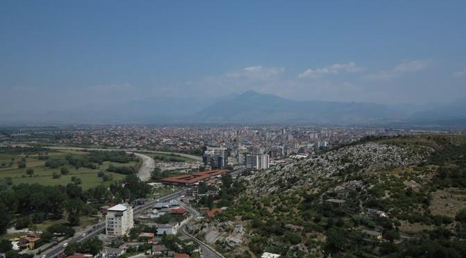Škadar - Albánsko