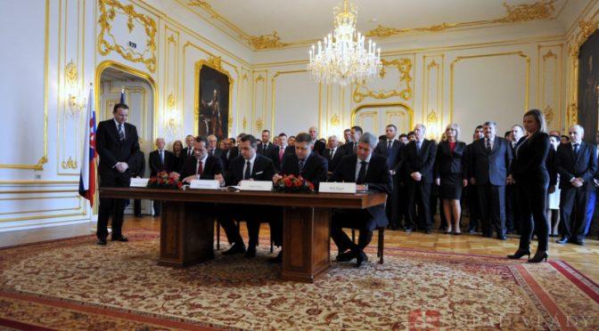 Vláda Slovenskej republiky – to je 15 bohorovných nadudcov
