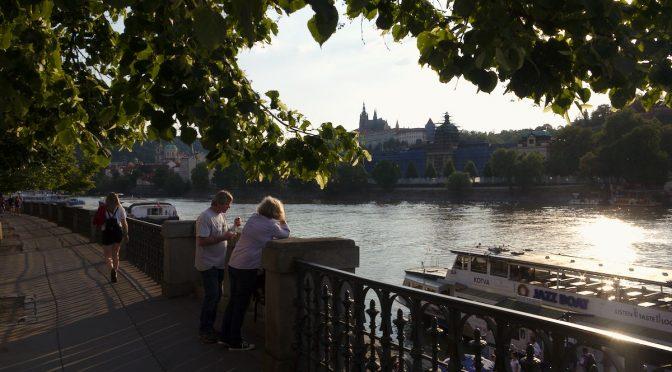 Praha aj s mapou
