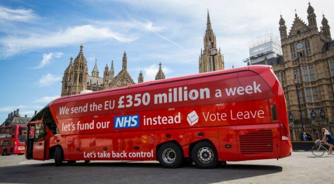 Najväčší hoax dejín začiatku 21. storočia – autobus za 350 miliónov libier